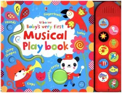 Baby´s Very First Musical Play Book