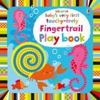Usborne Baby's very first touchy-feely Fingertrail Play book