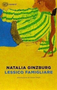 Lessico famigliare - Ginzburg, Natalia