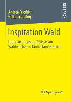 Inspiration Wald - Friedrich, Andrea; Schuiling, Heiko