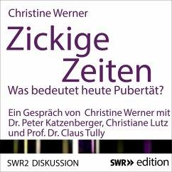 Zickige Zeiten (MP3-Download) - Werner, Christine