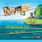 Spukgestalten und Spione / Die Karlsson-Kinder Bd.1 (MP3-Download)