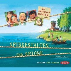Spukgestalten und Spione / Die Karlsson-Kinder Bd.1 (MP3-Download) - Mazetti, Katarina