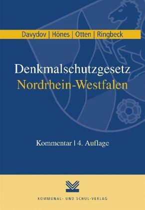 denkmalschutzgesetz nordrhein westfalen dschg nrw kommentar fachbuch b. Black Bedroom Furniture Sets. Home Design Ideas