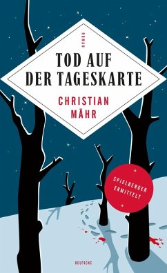 Tod auf der Tageskarte (eBook, ePUB) - Mähr, Christian