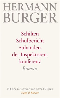Schilten (eBook, ePUB) - Burger, Hermann