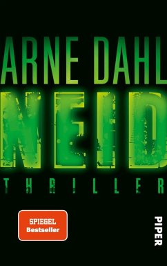 Neid / Opcop-Team Bd.3 (eBook, ePUB) - Dahl, Arne