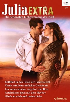 Julia Extra / Julia Extra Bd.377 (eBook, ePUB)