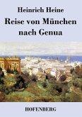 Reise von München nach Genua