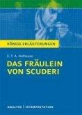 Das Fräulein von Scuderi. (eBook, ePUB)
