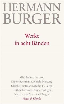Werke in acht Bänden (eBook, ePUB) - Burger, Hermann