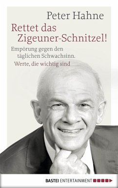 Rettet das Zigeuner-Schnitzel! (eBook, ePUB) - Hahne, Peter