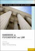 Handbook on Psychopathy and Law (eBook, PDF)