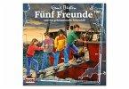 Fünf Freunde und das geheimnisvolle Polarschiff / Fünf Freunde Bd.106 (1 Audio-CD)