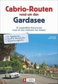 Cabrio-Routen rund um den Gardasee (Mängelexemplar)