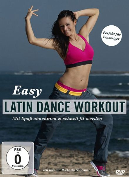 easy latin dance workout mit spa abnehmen schnell fit. Black Bedroom Furniture Sets. Home Design Ideas