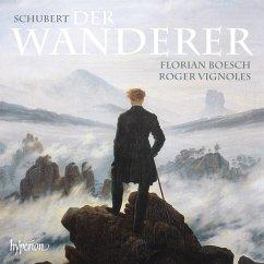 Der Wanderer-Lieder - Boesch,Florian/Vignoles,Roger