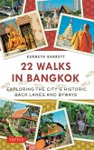 22 Walks in Bangkok (eBook, ePUB)