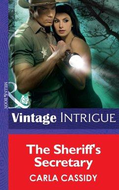 The Sheriffs Secretary (Mills & Boon Intrigue)