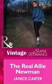 The Real Allie Newman (Mills & Boon Vintage Superromance) (eBook, ePUB)