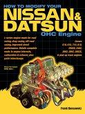 How to Modify Your Nissan & Datsun OHC Engine (eBook, ePUB)