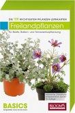 Pflanzen-Lernkarten, Die 100 wichtigsten Freilandpflanzen