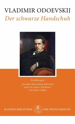 Der schwarze Handschuh (eBook, ePUB) - Odoevskij, Vladimir