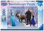 Ravensburger Puzzle Disney Die Eiskönigin XXL Im Reich der Schneekönigin