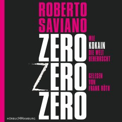 ZeroZeroZero (MP3-Download) - Saviano, Roberto
