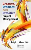 Creative, Efficient, and Effective Project Management (eBook, PDF)