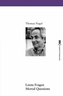 Letzte Fragen (eBook, ePUB) - Nagel, Thomas