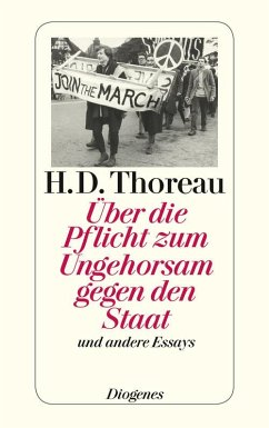 Über die Pflicht zum Ungehorsam gegen den Staat (eBook, ePUB) - Thoreau, Henry David