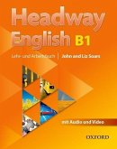 Headway English: B1 Student's Book Pack (DE/AT), with Audio-CD