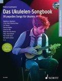 Das Ukulelen-Songbook, m. MP3-CD