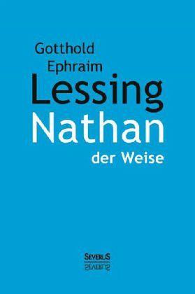 Nathan der weise von gotthold ephraim lessing buch for Raumgestaltung nathan der weise