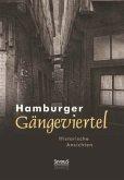 Hamburger Gängeviertel. Historische Ansichten