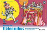 Konzert im Flötenzirkus, m. Audio-CD