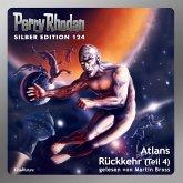 Atlans Rückkehr (Teil 4) / Perry Rhodan Silberedition Bd.124 (MP3-Download)
