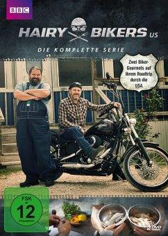 Hairy Bikers (2 Discs)