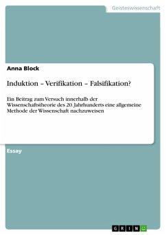 Induktion - Verifikation - Falsifikation? (eBook, PDF)