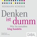 Denken ist dumm (MP3-Download)