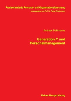 Generation Y und Personalmanagement (eBook, PDF) - Dahlmanns, Andreas