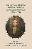 The Correspondence of William Stukeley and Maurice Johnson, 1714-1754