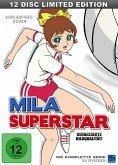 Mila Superstar - Die komplette Serie (12 Discs, Limited Edition)