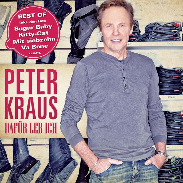daf r leb ich best of von peter kraus cd. Black Bedroom Furniture Sets. Home Design Ideas