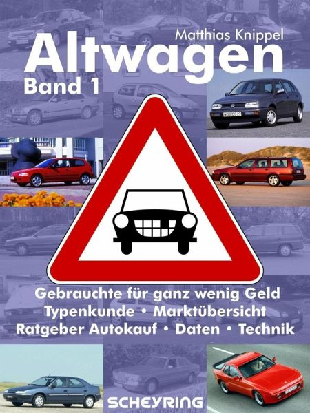 Altwagen (eBook, ePUB) - Knippel, Matthias