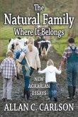 The Natural Family Where It Belongs (eBook, ePUB)