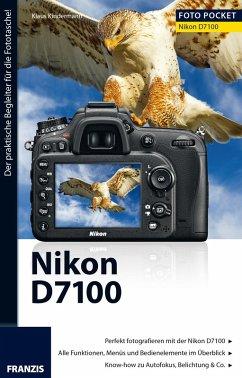 Foto Pocket Nikon D7100 (eBook, PDF)