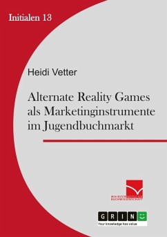 Alternate Reality Games als Marketinginstrument im Jugendbuchmarkt (eBook, ePUB)