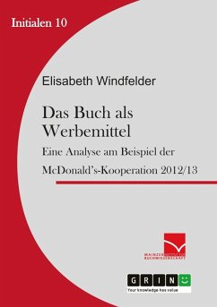 Das Buch als Werbemittel (eBook, ePUB)